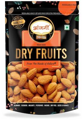 Anjani Superfoods Premium Raw Almonds 500g