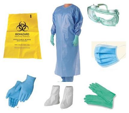 Anko PPE Kit - Pack of 5