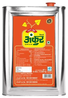 Ankur Ground Nut Oil 15 L