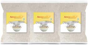 Annprash Premium Quality Pearl Millet Flour/ Bajra Aata 500 g (Pack of 3)