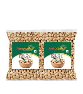 Annprash Premium Quality Pista/Pistachio 250g (Pack Of 2)