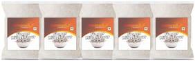 Annprash Premium Quality Finger Millet Flour / Ragi Aata 500 g (Pack of 5)