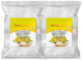 ANNPRASH PREMIUM QUALITY BAKING SODA / MEETHA 250g (Pack Of 2)