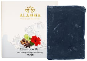 Anti Hairfall Shampoo Bar - Amla, Reetha, Shikakai, Hibiscus Powder