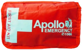 Apollo Pharmacy First Aid Kit Premium (Pack Of 2)