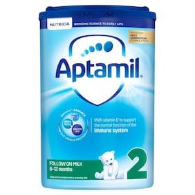 Aptamil 2 Follow On Milk 800g (Pack of 1)