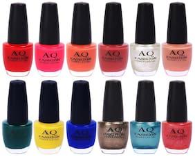 AQ Fashion Classical Color Rang Nail Lacquer