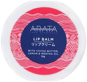 Arata Zero Chemicals Lip Balm