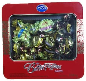 Arcor Butter Toffees Collection Pack 180g (Pack of 1)