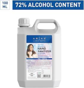 Arias Instant advanced Refreshing Hand Sanitizer 5 L