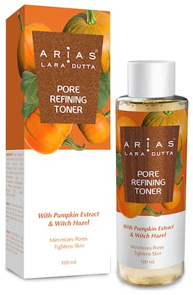 ARIAS PORE REFINING TONER WITH PUMPKING AND WITCH HAZEL EXTRACT 100 ml