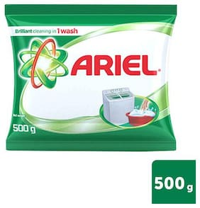 Ariel  Complete Detergent Washing Powder 500 gm