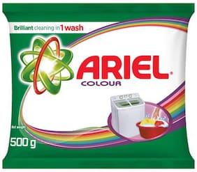 Ariel  Detergent Powder Colour & Style 500 gm