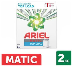 Ariel  Detergent Washing Powder - Matic Top Load 2 kg
