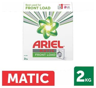 Ariel  Detergent Washing Powder - Matic Front Load 2 kg
