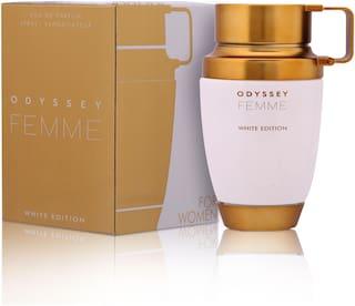 Armaf Odyssey Femme White Edition Eau De Parfume For Women 100 ml