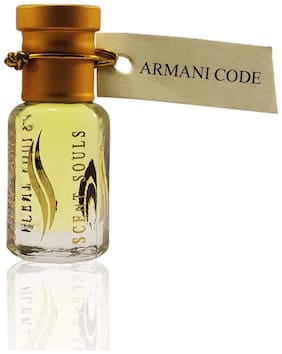 Armanii Code Perfume Oil / Fragrance Oil (Attar) Roll On For Men Inspired By Armani Code Perfume  6 ml