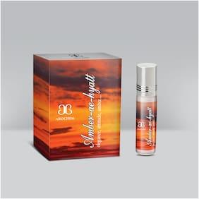 Arochem Amber-Ae-Hayat 6 ml Roll On Pure Perfume No Alcohol