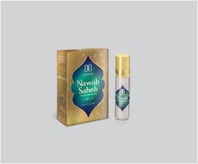Arochem Nawab Saheb 6 ml Roll On Pure Perfume No Alcohol