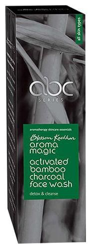 Aroma Magic  Face Wash - Activated Bamboo Charcoal 100 ml