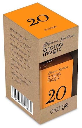 Aroma Magic Orange Essential Oil