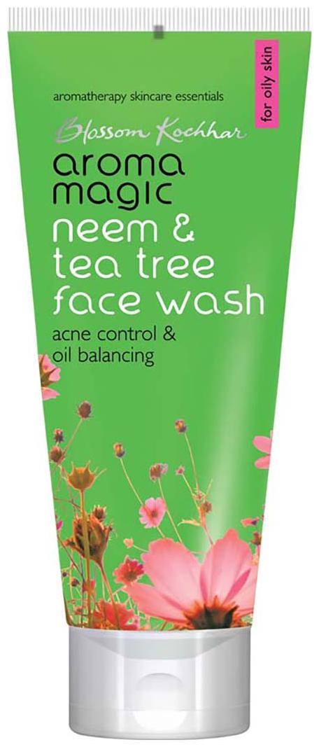 Aroma Magic Neem   Tea Tree Face Wash 100 ml by Aroma Magic