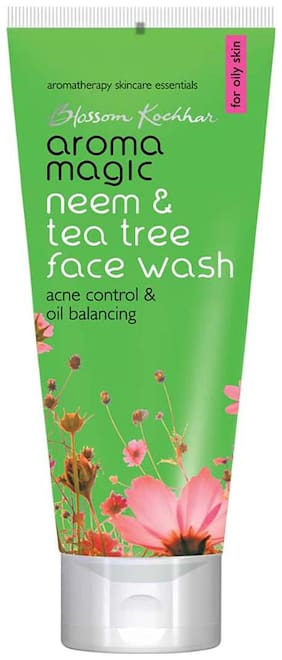 Aroma Magic Neem & Tea Tree Face Wash 100 ml