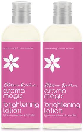 Aroma Magic Brightening Lotion 100 ml Pack of 2