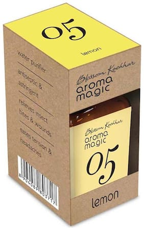Aroma Magic Lemon Grass Essential Oil