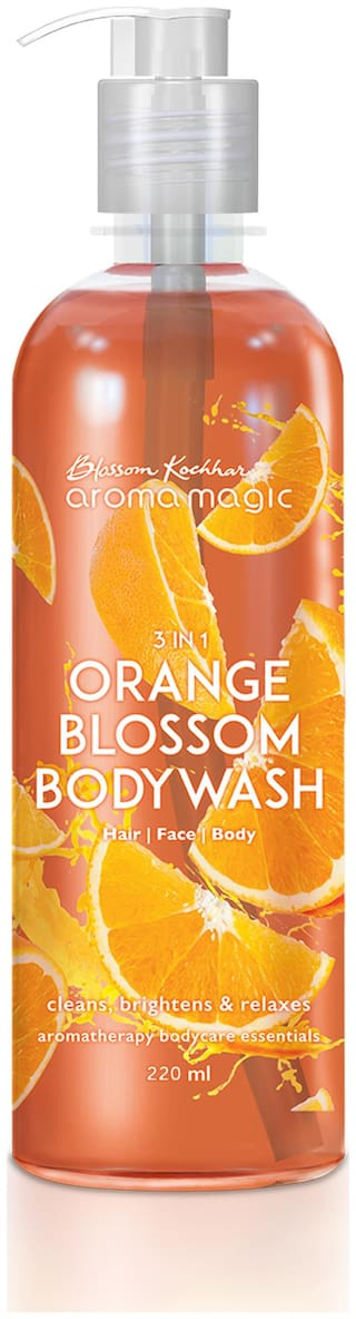 Aroma Magic 3 In 1 Orange Blossom Bodywash