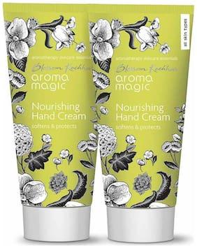 Aroma Magic Nourishing Hand Cream Pack of 2 - 100 g