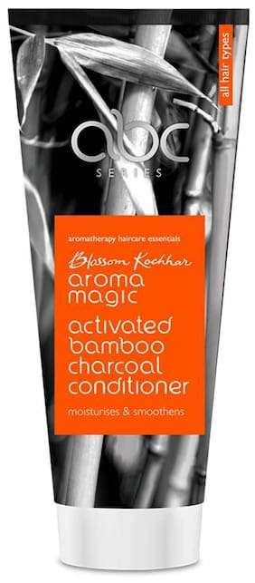 Aroma Magic Activated Bamboo Charcoal Conditioner 200 G