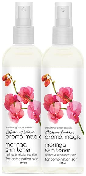 Aroma Magic Moringa Skin Toner 100 ml each (Pack of 2)