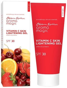 Aroma Magic Vitamin C Skin Lightening Gel 100 gm