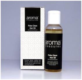 Aroma Treasures Flake Clean Hair Oil (Anti Dandruff) 50 ml