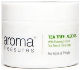 Aroma Treasures Tea Tree Aloe Gel