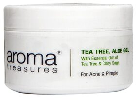Aroma Treasures Tea Tree Aloe Gel 50 ml