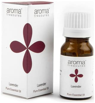Aroma Treasures Lavender Essential Oil (100 ml)