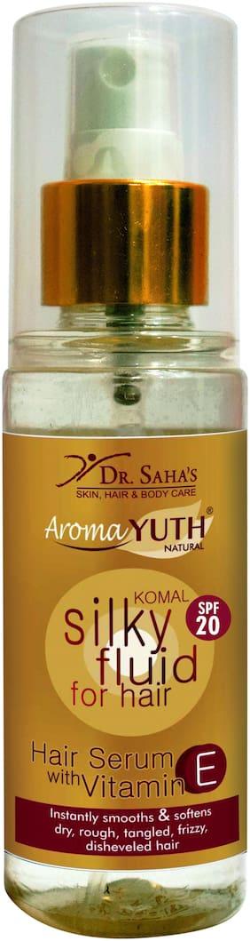 AromaYuth Komal Silky Fluid Hair Serum (100 ml)