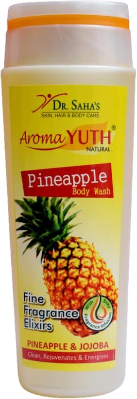 AromaYuth Pineapple Body Wash (200 ml)