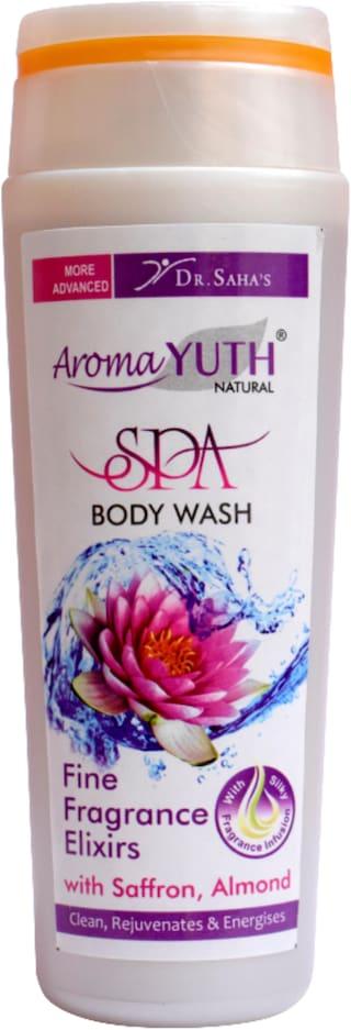 AromaYuth Saffron (SPA) Body Wash (200 ml)