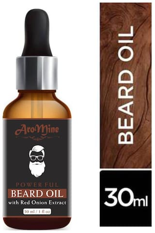 AroMine BEARD OIL Hair Oil (30 ml)