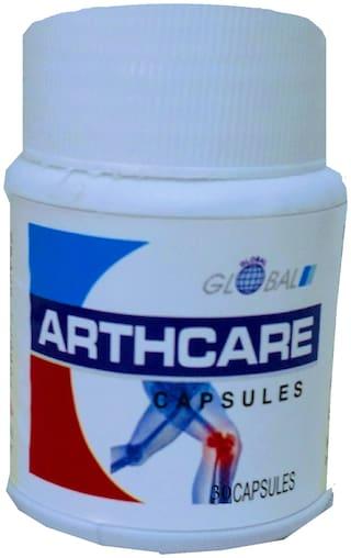 ARTHCARE CAPSULES - For ARTHRITIS PROBLEM/ OSTEOARTHRITIS/ Joint pain/ Spondylitis/ Frozen Shoulder/ Sprains & Strains / Stiffness (Pack of 1)