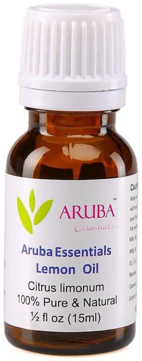 Aruba Essentials Lemon  Undiluted Oil