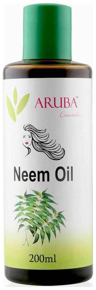 Aruba Essentials Neem Oil Undiluted 200 ml