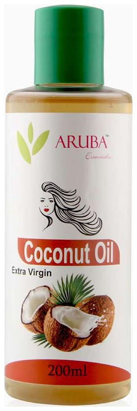 Aruba Essentials Coconut Extra Virgin Oil Undiluted 200 ml