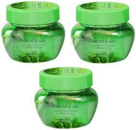 Aryanveda Aloevera Gel For Face & Body 100 g (Pack of 3)