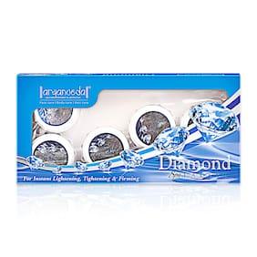Aryanveda Diamond Spa Facial Kit/All Type Skin Solution/Unisex for Fairness 210g (Pack of 1)