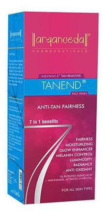 Aryanveda Herbal Tanend Face Wash 60 ml