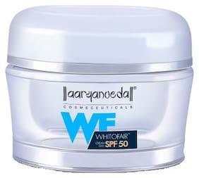 Aryanveda White Glow Whitofair Cream For Skin Whitening And Brightening (50 ml)